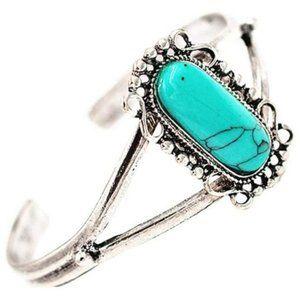 Twilight Bella Bangle Vintage Silver Bracelet